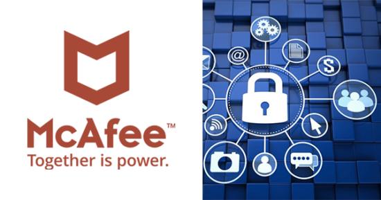 Test de la version gratuite de McAfee Antivirus