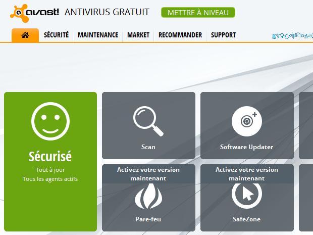 Comment protéger son pc avec Avast Antivirus
