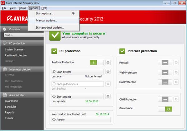 Quels sont les tarifs de l'antivirus Avira