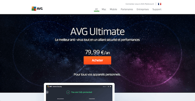 Comment protéger son PC avec AVG antivirus ?