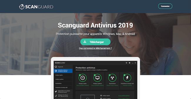 Faut-il utiliser ScanGuard antivirus en 2019 ?