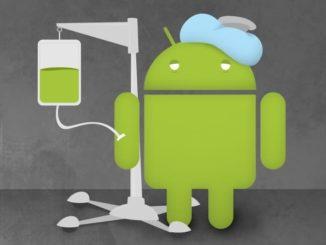 Comment désinstaller deux antivirus sur Android ?