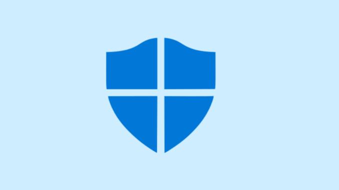 Comment désinstaller Windows Defender