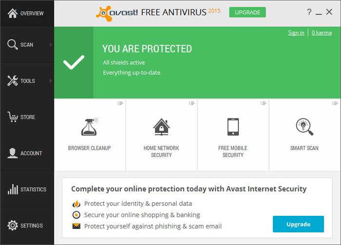 Comment mettre à jour Avast gratuitement