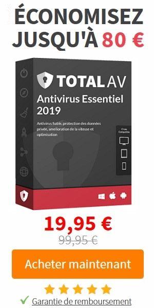 Offre spécial Total AV